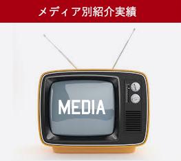 メディア別紹介実績